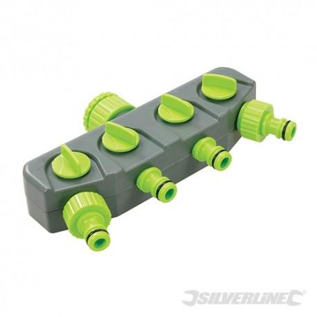 Silverline Skládaný respirátor s ventilkem FFP3 NR - prodejní box, 25 kusů