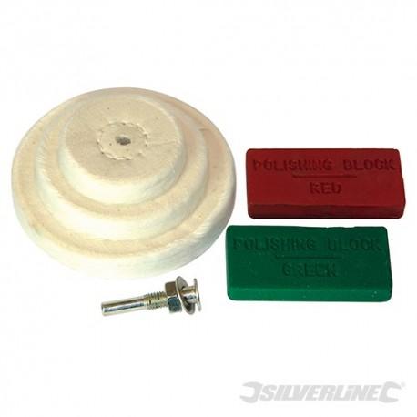 Silverline Sada hlavic a klíčů pro mechaniky - 90 dílů