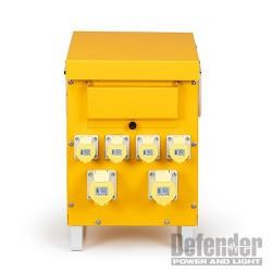 10kVA 3 Phase Transformer - 110V 16A/32A