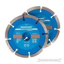 Kotouč pro odstraňování malty ze spár - 115 x 22.23mm Segmented Rim