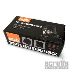 Winter Essentials 3pk - ONE SIZE