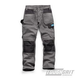 Holster Work Trouser Charcoal - 30L