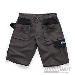 Tough Grit Holster Work Short Charcoal - 40W