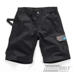 Tough Grit Work Short Black - 30W