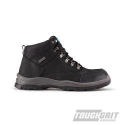 Tough Grit Teak 2 Safety Boot Black - Size 11 / 46