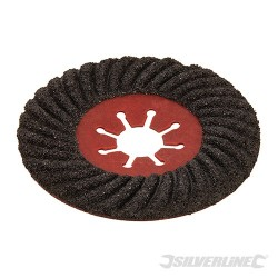 Semi Flexible Fibre Disc - 115mm 36 Grit