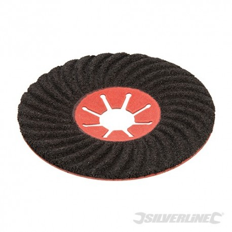 Semi Flexible Fibre Disc - 125mm 60 Grit