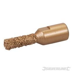 Frez z nasypem z weglika wolframu - 12 mm, szorstka
