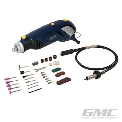 135W Multi-Function Rotary Tool - DEC003AC UK