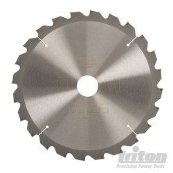 Woodworking Saw Blade - 216 x 30mm 24T