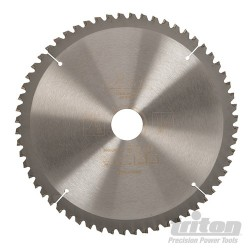 Woodworking Saw Blade - 216 x 30mm 60T