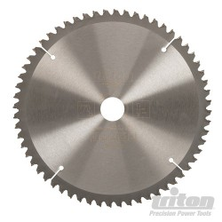 Woodworking Saw Blade - 250 x 30mm 60T