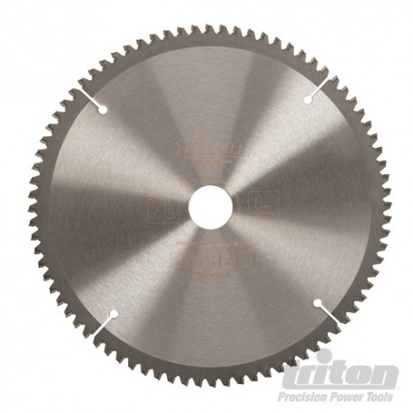 Woodworking Saw Blade - 250 x 30mm 80T