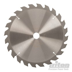 Woodworking Saw Blade - 300 x 30mm 24T