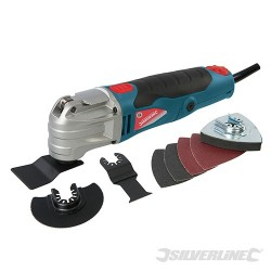 Silverstorm 280W Keyless Multi-Tool - 280W