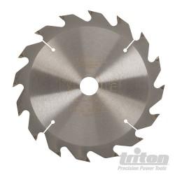 Tarcza tnaca - 165 x 20 mm 16T