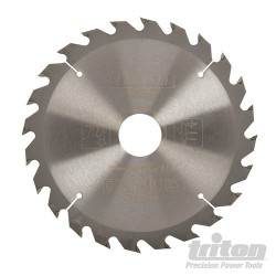 Woodworking Saw Blade - 165 x 30mm 24T