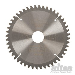 Construction Saw Blade - 165 x 30mm 48T
