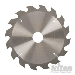 Construction Saw Blade - 184 x 30mm 16T