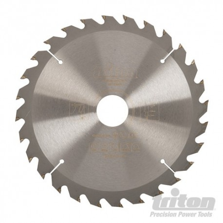 Construction Saw Blade - 184 x 30mm 28T