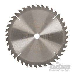 Cordless Construction Saw Blade - 190 x 16mm 40T