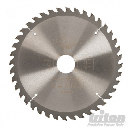 Construction Saw Blade - 190 x 30mm 40T