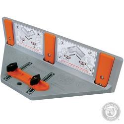 """Crown-Cut šablona pro řezání stropních a podlahových lišt - 254mm (10"""")"""