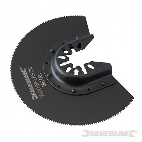 Brzeszczot segmentowy HSS - Segmentowy 88 mm