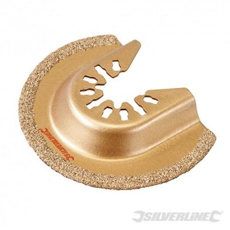 Brzeszczot punktowy z weglików spiekanych - 65 mm