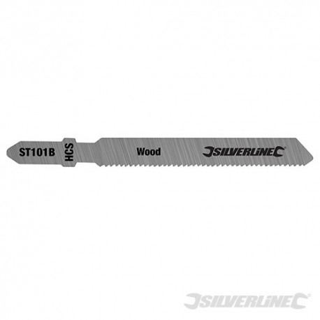 Jigsaw Blades for Wood 5pk - ST101B