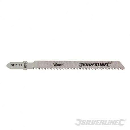 Jigsaw Blades for Wood 5pk - ST101BR