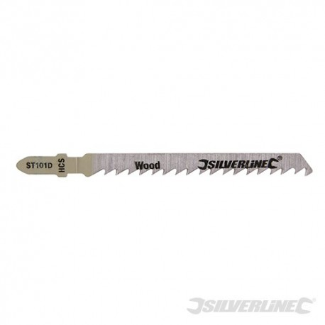 Jigsaw Blades for Wood 5pk - ST101D