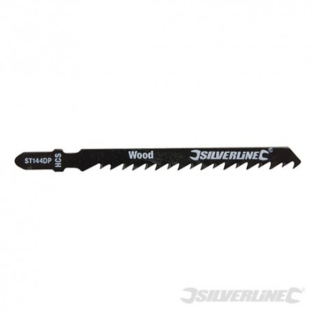 Jigsaw Blades for Wood 5pk - ST144DP