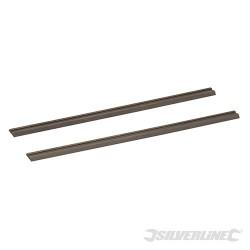 Ostrza z weglika wolframu do struga, 2 szt. - 82 x 5,5 x 1,1 mm