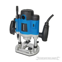 "Silverstorm 2050W 1/2"" Plunge Router - 2050W"