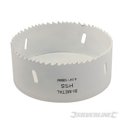 Otwornica z bimetalu - 108 mm