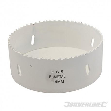 Bi-Metal Holesaw - 114mm