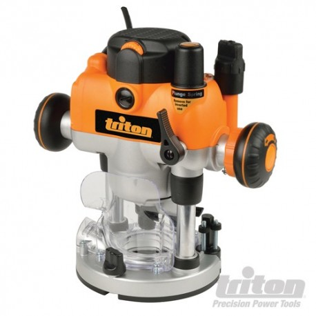 Dual Mode Precision Plunge Router 1400W - MOF001