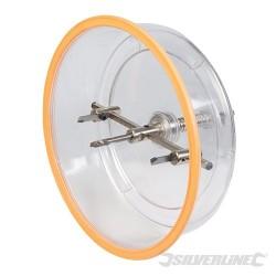 Regulowane wiertlo do wycinania otworów - 40 - 200 mm