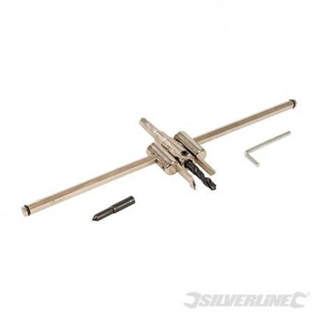 Otwornica cyrklowa - 40 - 300 mm