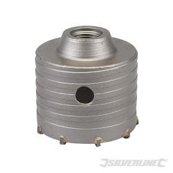 Karbidový jádrový vrták - 76mm