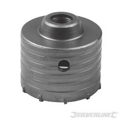 Karbidový jádrový vrták - 80mm