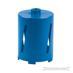 Diamond Core Drill Bit - 117 x 150mm