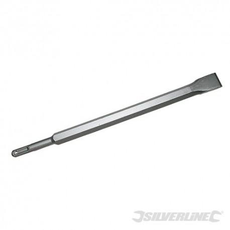 SDS Plus Hex Flat TCT Chisel - 20 x 280mm