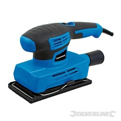 160W Orbital Sander 1/3 Sheet - 150W UK