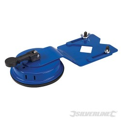 Adjustable Tile Drill & Holesaw Guide - 120mm