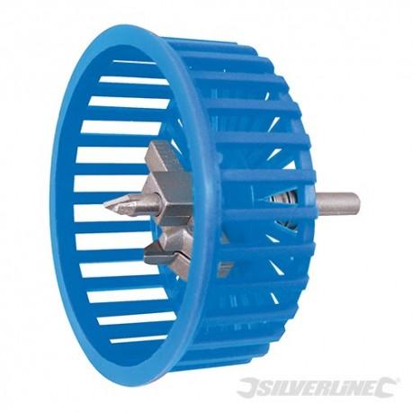 Silverline Karbidový kruhový vrták na obklady - 20 - 94mm 930166 5055058104007