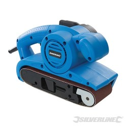 Silverstorm 810W Belt Sander 76mm - 810W UK