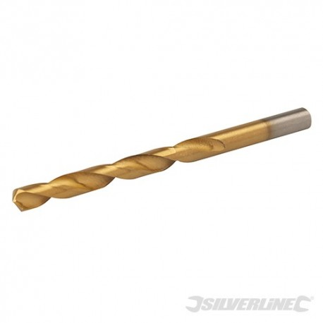 HSS titanový vrták - 8.0mm