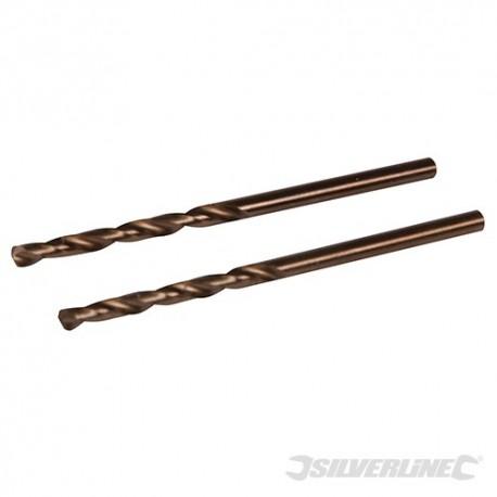 Kobaltový vrták - 2 kusy - 3.0mm